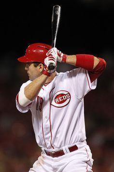 Joey Votto Photo - Pittsburgh Pirates v Cincinnati Reds