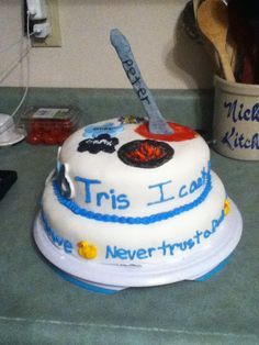 Nerdy Nummies Dauntless Cake Recipe