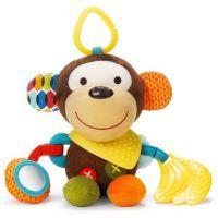 Skip Hop Bandana Buddies Activity Monkey $19.96* *SAVE 20% www.mamadoo.com.au #mamadoo #skiphop #fave #favetoy #sale