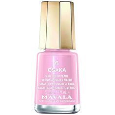MAVALA Nail Lacquer ($7.18) ❤ liked on Polyvore featuring beauty products, nail care, nail polish, mavala and mavala nail polish
