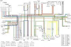 Honda Cb750k Wiring Diagram Omron Ly2 Relay Pin By Atlas Wegman On Cb350f Inspiration Pinterest Diagrama Electrico Xr Xl125