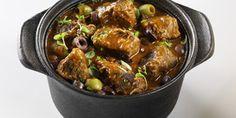 Ylikypsää paahtopaistia italialaisittain. Hyvä ruoka, parempi mieli. Iron Pan, Meat, Chicken, Kitchen, Food, Cooking, Kitchens, Essen, Meals