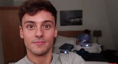 """Tom Daley & Dustin Lance Black — tomandlance:   Lance""""I don't want to be in this..."""