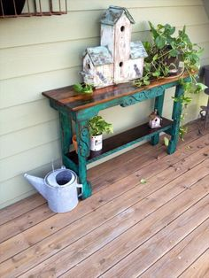Re-transformed wood pallet sofa tables are in demand of every place. It is a multipurpose furniture idea that helps your kitchen work along with helping you serve in your entryway and drawing room.