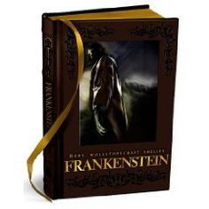 This Frankenstein Book by Mary Shelley