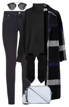 """Untitled #2887"" by theaverageauburn on Polyvore featuring Paige Denim, Closed, Helene Berman, Yves Saint Laurent, Tory Burch and Christian Dior"