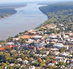 Mississippi River at Natchez