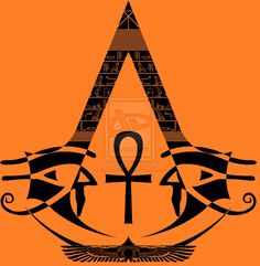 Egyptian Assassin Symbol by MehranPersia on deviantART