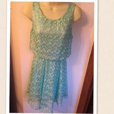 Lace dress This dress is super cute Dresses