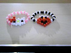 Hello Kitty and Elmo   Kandi Patterns
