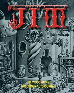 Jim by Jim Woodring (Fantagraphics Books)