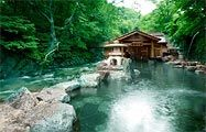 Takaragawa Outdoor Natural Onsen. This place is truly Heaven on Earth in the Japanese Alps! It has a traditional style Japanese hotel attached to it but if you you can just visit the outdoor Onsen part if you like. There are three pools for use by both genders & one secluded women's pool. That's nice since you do not where clothes at this Onsen. If a woman wants to get in the unisex pools she can bring her own towel to wrap around her body for modesty. The men usually only have a large wash…