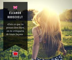 #Citation Eleanor Roosevelt
