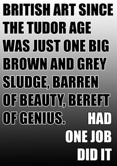 Big Brown, Brown And Grey, One Job