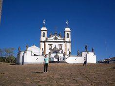 Basílica do Bom Jesus de Matosinhos -  Congonhas - Minas Gerais -Brasil