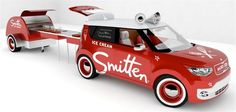 SEMA 2014 : Kia Soul EV marchand de glaces