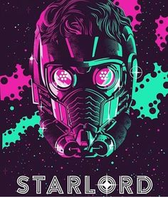 Starlord: Peter Quill