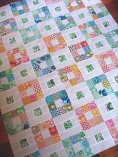 Nine-Patch Quilt