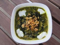How to make Ash. Persian Vegetable Noodle Soup