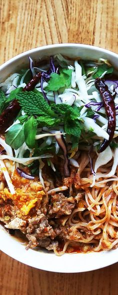 """Thip Khao: Be warned: """"extremely spicy"""" does in fact mean """"extremely spicy."""" #BAcityguides"""