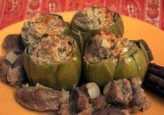 Okey Dokey, Artichokey: Low Carb Stuffed Artichoke Recipe