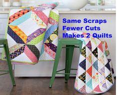Quilt Scrappy Duo 4