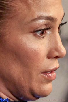 Awesome chatter busy jennifer lopez without makeup pic jennifer celebs are humans too j lo at her finest thecheapjerseys Images