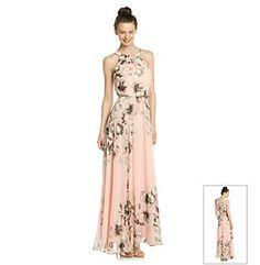 Product: Eliza J Floral Print Maxi Dress
