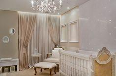 Quarto de bebê clássico e elegante. -baby room