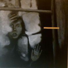 Oil on canvas 60 X 60 Alessandra Spigai