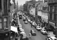 Scotland's vibrant towns and cities are integral to the country's heritage. Under the streets of many Scottish towns which were medieval in origin, lies fascinating and important archaeology. We take a look at just a few of Scotland's oldest streets Perth Scotland, Old Street, Australia Travel, Historical Photos, Glasgow, Old Photos, Street View, History, Country