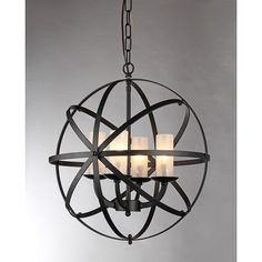 Found it at Wayfair - Mandisa 4 Light Candle Chandelier