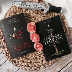 Currently reading One Dark Throne. Don't hate me- but I'm not really feeling it. I'm about 100 pages in and I'm realizing I could apparently have used a reread of Three Dark Crowns. I remember rooting for Arsinoe but now I'm like why Also it seems like each chapter is way too short to get anything significant out of them. I wish we could spend more time with each sister before being whisked away to the next one. Anyway hope it picks up soon. -- -- -- #bookshelf #bookstagram #bookworm…