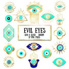 Evil eye designs