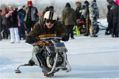 snowdogs course de motos neige customs 8   Snowdogs   course de motos neige customs   tuning photo neige moto image custom