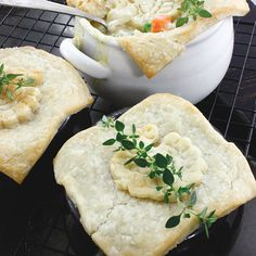 The Best Chicken Pot Pie Ever ... - Lexie's Kitchen | Gluten-Free Dairy-Free Egg-Free -