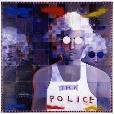 The Police by Bill Sienkiewicz *