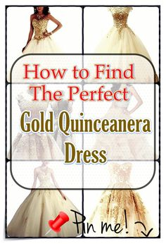 Quinceanera Guide - Gold Quinceanera Dresses In Autumn Shades. Pick out one of these Gold quinceanera dresses for your big day! Different Dresses, Different Patterns, Queen, Quinceanera Dresses, Timeless Beauty, Every Girl, Dress For You, Girl Birthday, Gowns