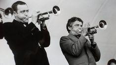 Maynard Ferguson and Ernie Garside, Sweden Maynard Ferguson, Trumpet Players, R&b Artists, Louis Armstrong, Jazz Musicians, Shawn Mendes, Justin Bieber, My Music, Harry Styles
