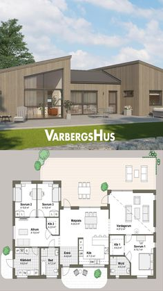 Family Bunker Plans 52987733105511879 - Grimsholmen hus Source by madyandrews House Layout Plans, Family House Plans, Dream House Plans, Small House Plans, House Layouts, House Plans With Pool, House Design Plans, Modern Bungalow House Plans, U Shaped House Plans