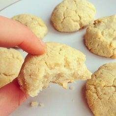 Ripped Recipes - Lemon Coconut Cookies! - These are super simple and quick to make, plus they taste delicious!