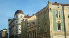 Beaux immeubles du quartier de Dorćol