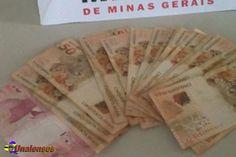 UNAIENSES: SALINAS-MG - Jovem é preso após furtar bolsa com c...