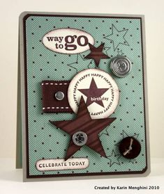 Starring You CASE by Karin Menghini - Cards and Paper Crafts at Splitcoaststampers
