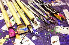 Marika KK Calligraphy: World of Calligraphy, Part IIII - Tervetuloa Kalli...
