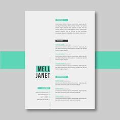 Graphic Design Resume, Text Design, Modern Graphic Design, Curriculum Vitae Template, Curriculum Design, Curriculum Vitae Layout, Online Cv Template, Cv Design Template, Cv Inspiration