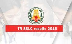 Tamilnadu SSLC Result 2016