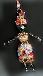Image result for beaded dolls patterns