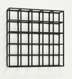 Tendance quadrillée - Grid Trend : Sol Lewitt