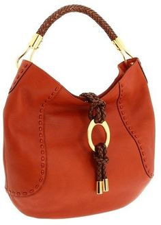 ShopStyle: Michael Kors Skorpios Hobo with Ring
